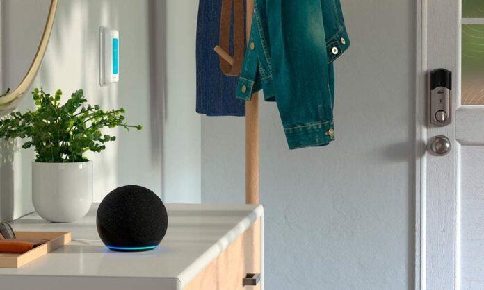 All-new Echo Dot Smart speaker(4th Gen)