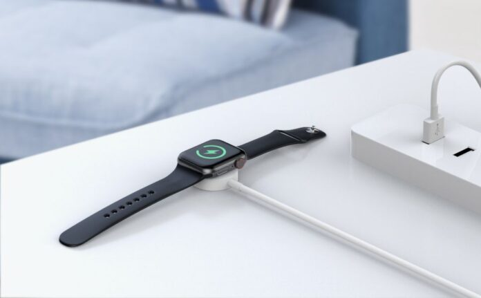 Avwal Magnetic Quick-Charge Watch Charger