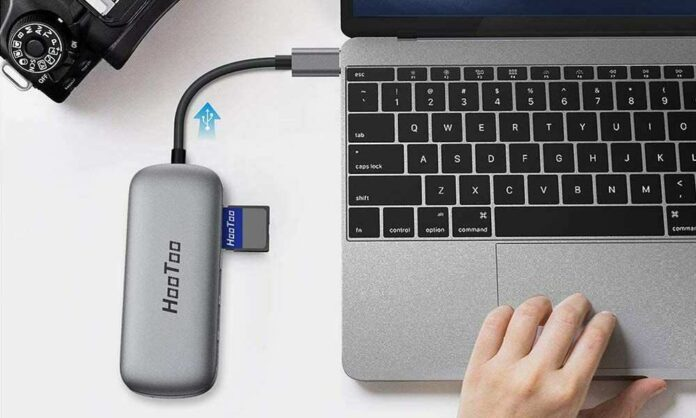 HooToo 7 in 1 USB C Hub