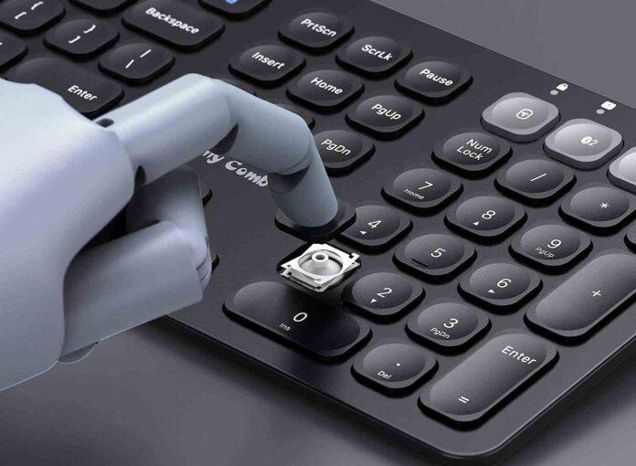 Jelly Comb Multi-Device Bluetooth Wireless Keyboard