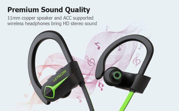 Letscom U8L Bluetooth Headphones