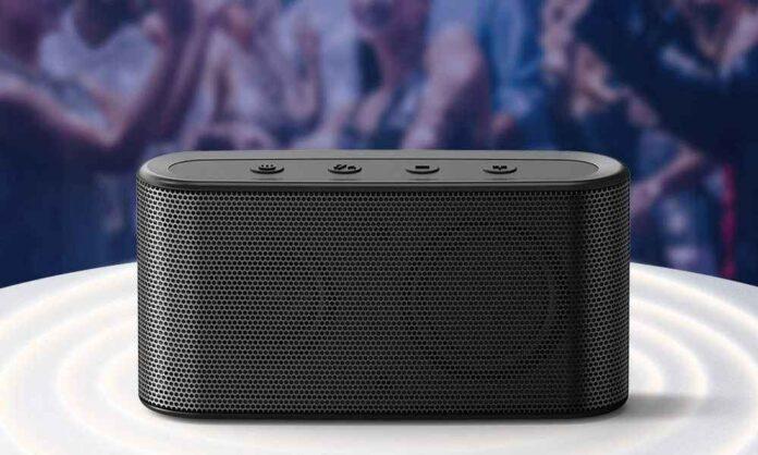NOVOO Portable Bluetooth Speaker