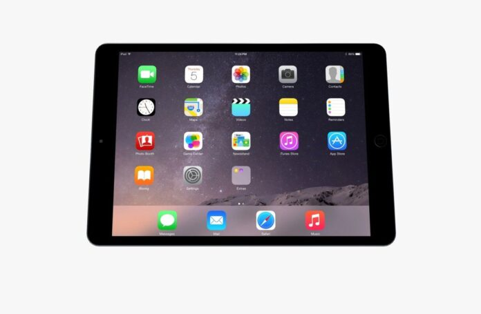 New Apple iPad Air