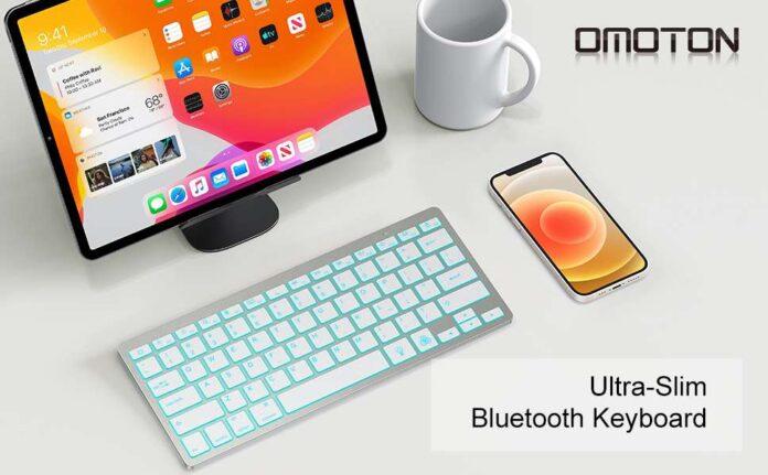 OMOTON Bluetooth Keyboard