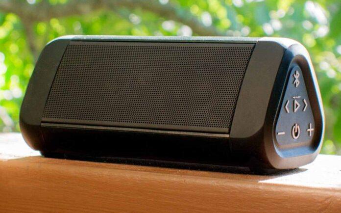 OontZ Angle 3 Ultra Waterproof 5.0 Bluetooth Speaker