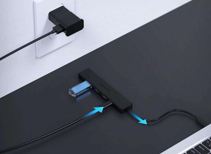 Sabrent Multi-Port USB Type-C Hub
