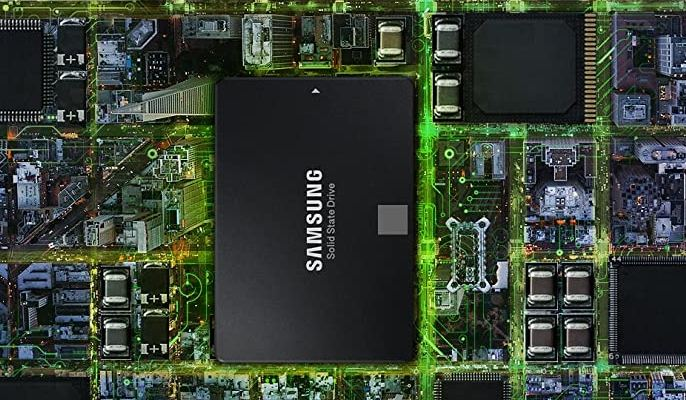Samsung SSD 860 EVO SSD