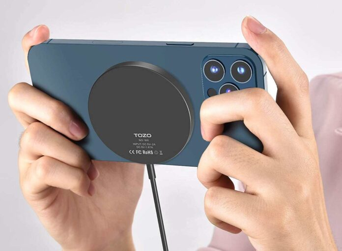 TOZO W6 Wireless Charger