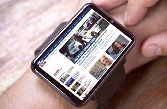 Ticwris Max S smartwatch