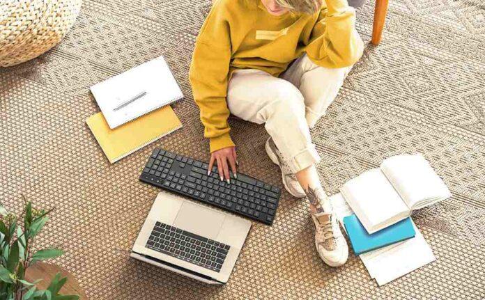 VicTsing Wireless Keyboard