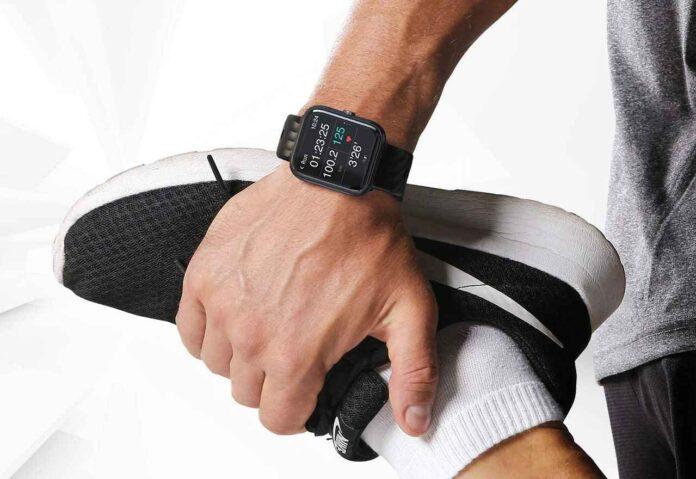 Virmee VT3 Plus Fitness Tracker Smartwatch