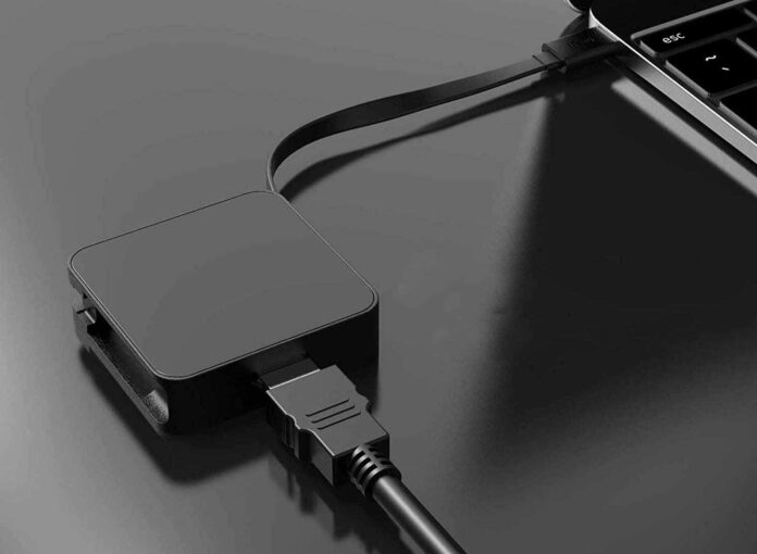 iFory 4K HDMI to USB C Adapter