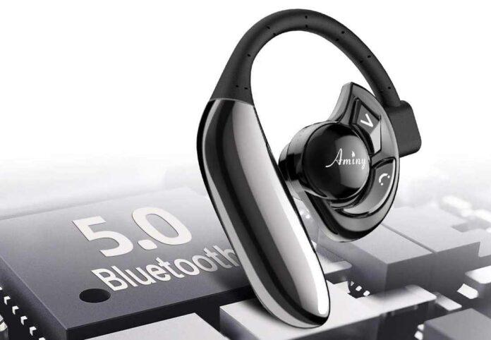 AMINY Wireless Bluetooth Headset