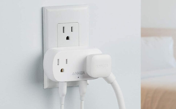 Anker AC Outlet and USB Wall Plug