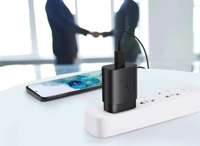 Samsung 25W PD Fast Charging Power Adapter