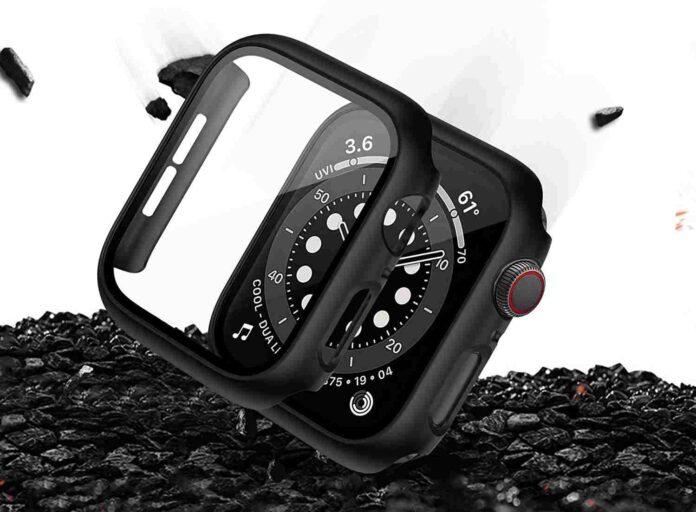 VASG [5 Pack] Apple Watch Hard PC Case
