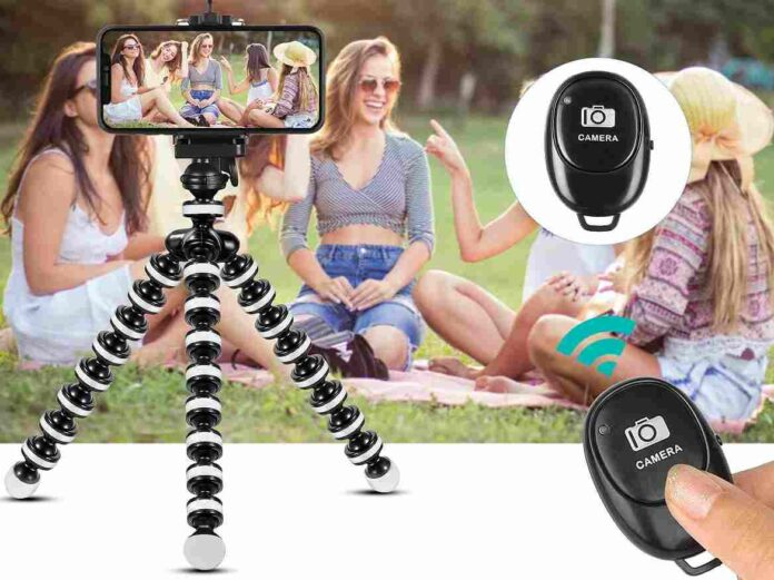 WAAO Flexible Adjustable Cell Phone Stand Holder