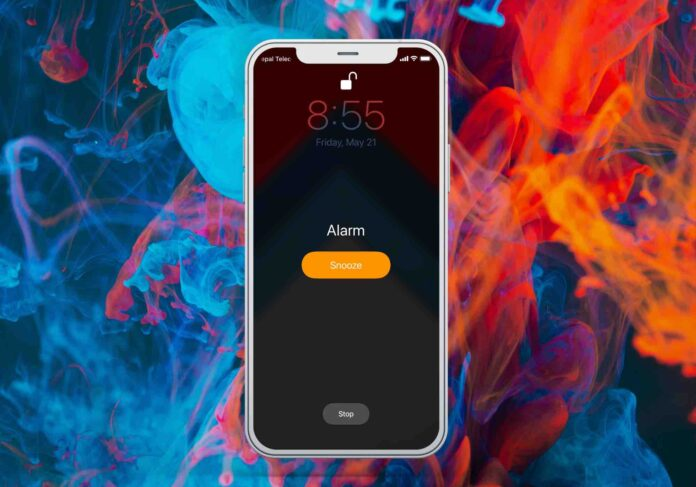 iphone snooze 9 minutes