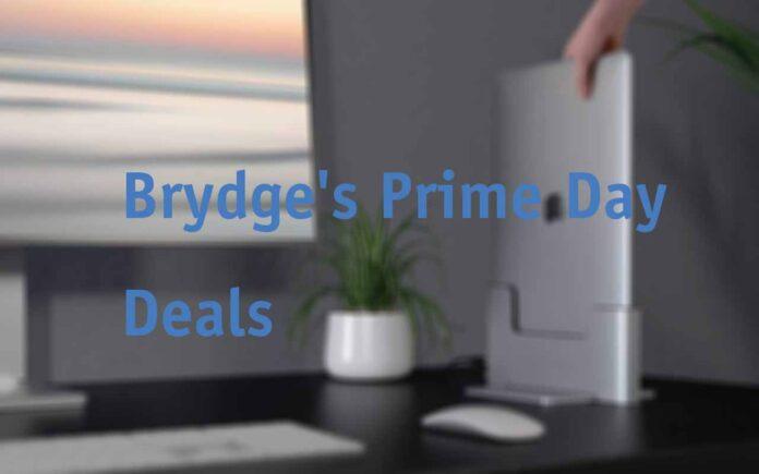 Brydge's popular iPad keyboards and Mac hubs