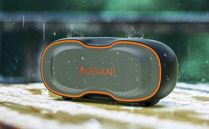Bugani M130 Bluetooth 5.0 Portable Speaker