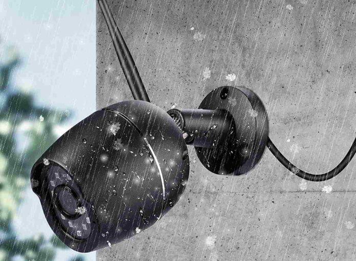 GOAOFOEOI 1080P WiFi Full Metal Case Cameras