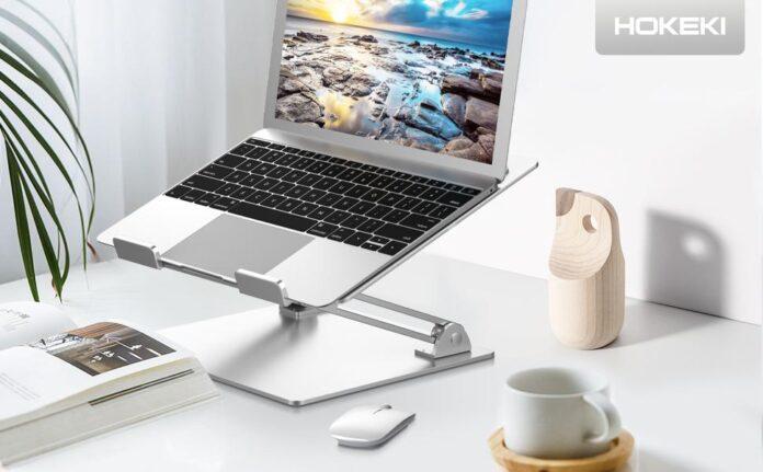 HOKEKI Ergonomic Adjustable Computer Stand