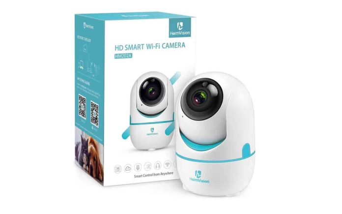 HeimVision 2K 3MP Security Camera