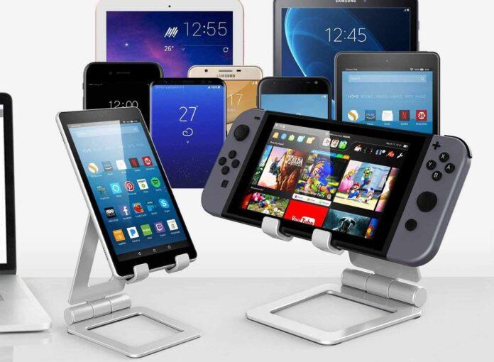 Hi-tech Adjustable iPad Stand