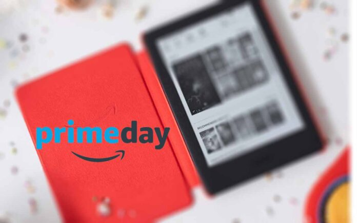 Kindle Prime Day 2021
