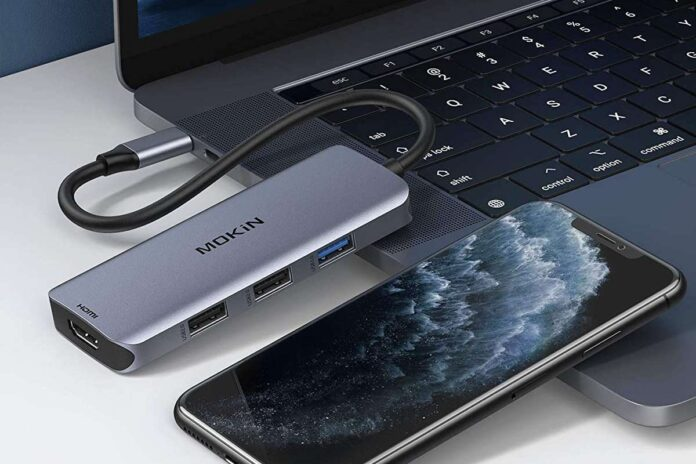 MOKiN USB C Docking Station