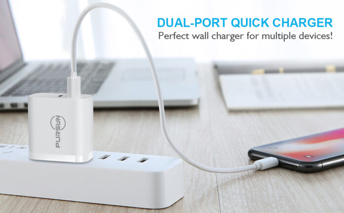 PURSUN Power Delivery USB Wall Charger