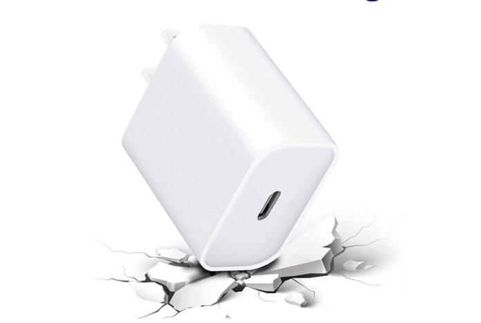 TrimDish 20W USB C Fast Charger