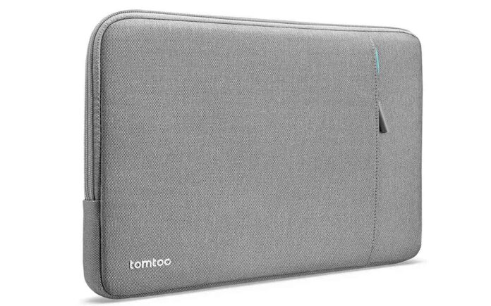 tomtoc 13.5 Inch Recycled Laptop Sleeve