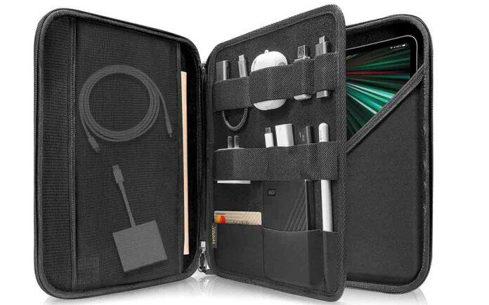 tomtoc iPad Pro 12.9-inch Portfolio Case