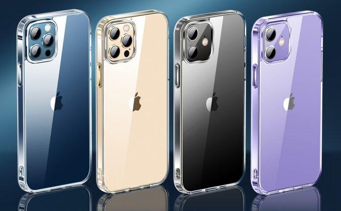 Elando iPhone 12 Pro Crystal Clear Case