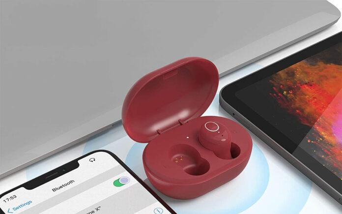 Kurdene Bluetooth Wireless Earbud