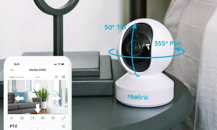 Reolink 5MP Super HD Plug-in WiFi Camera