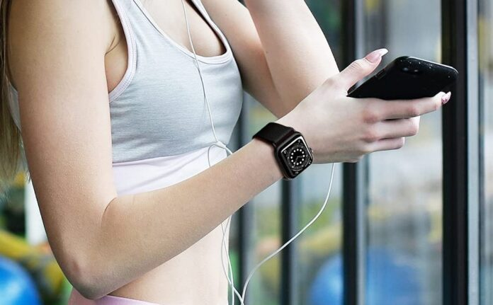 SIRUIBO Stretchy Nylon Solo Loop Apple Watch Band