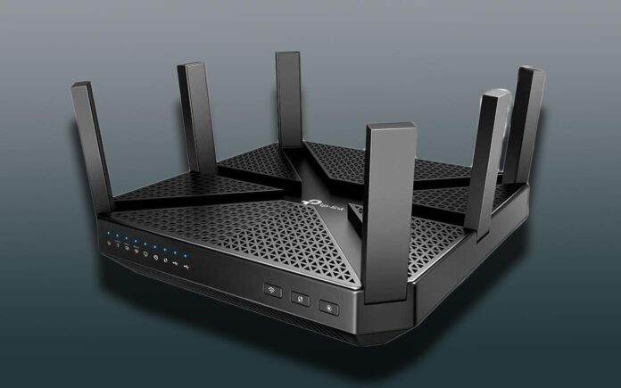 TP-Link AC4000 Tri-Band _WiFi Router