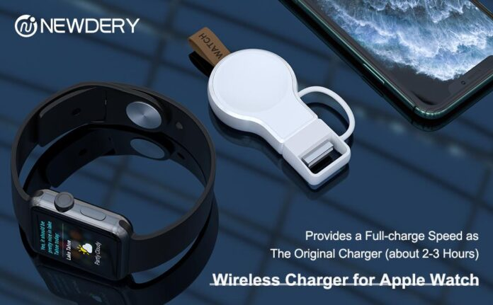 NEWDERY Apple Watch Wireless USB Charger