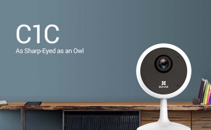 EZVIZ Indoor Security Camera 1080