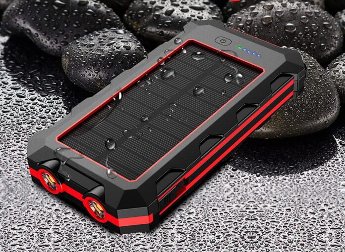 HLS 30000mAh Portable Power Bank