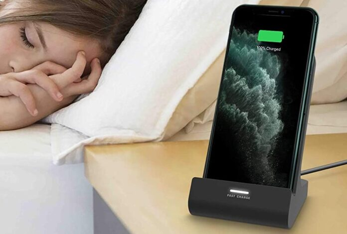 Oinmely Z1 Wireless Charger Wireless Phone Charger Stand